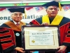 미국 세인트미션대학교 인도네시아 국왕에 명예박사